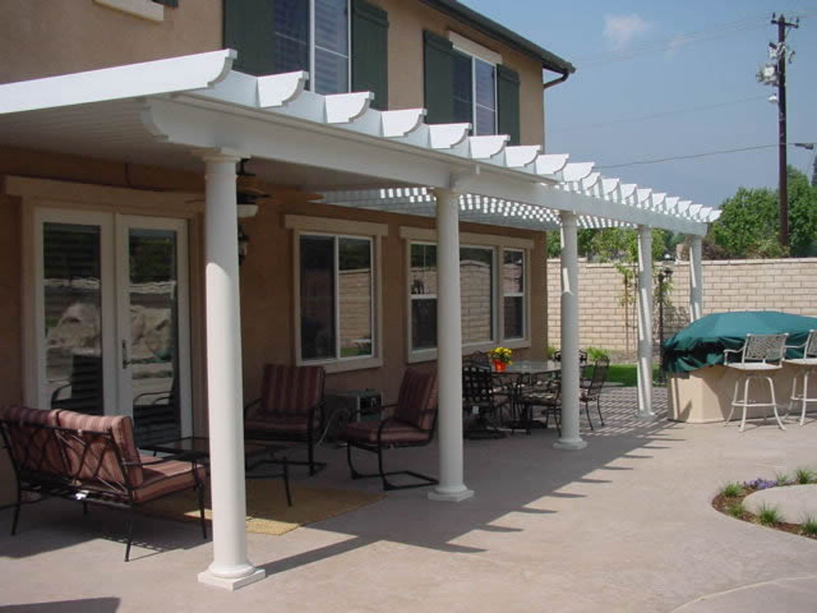 Patio Covers Photo Gallery Backyard Design Ideas