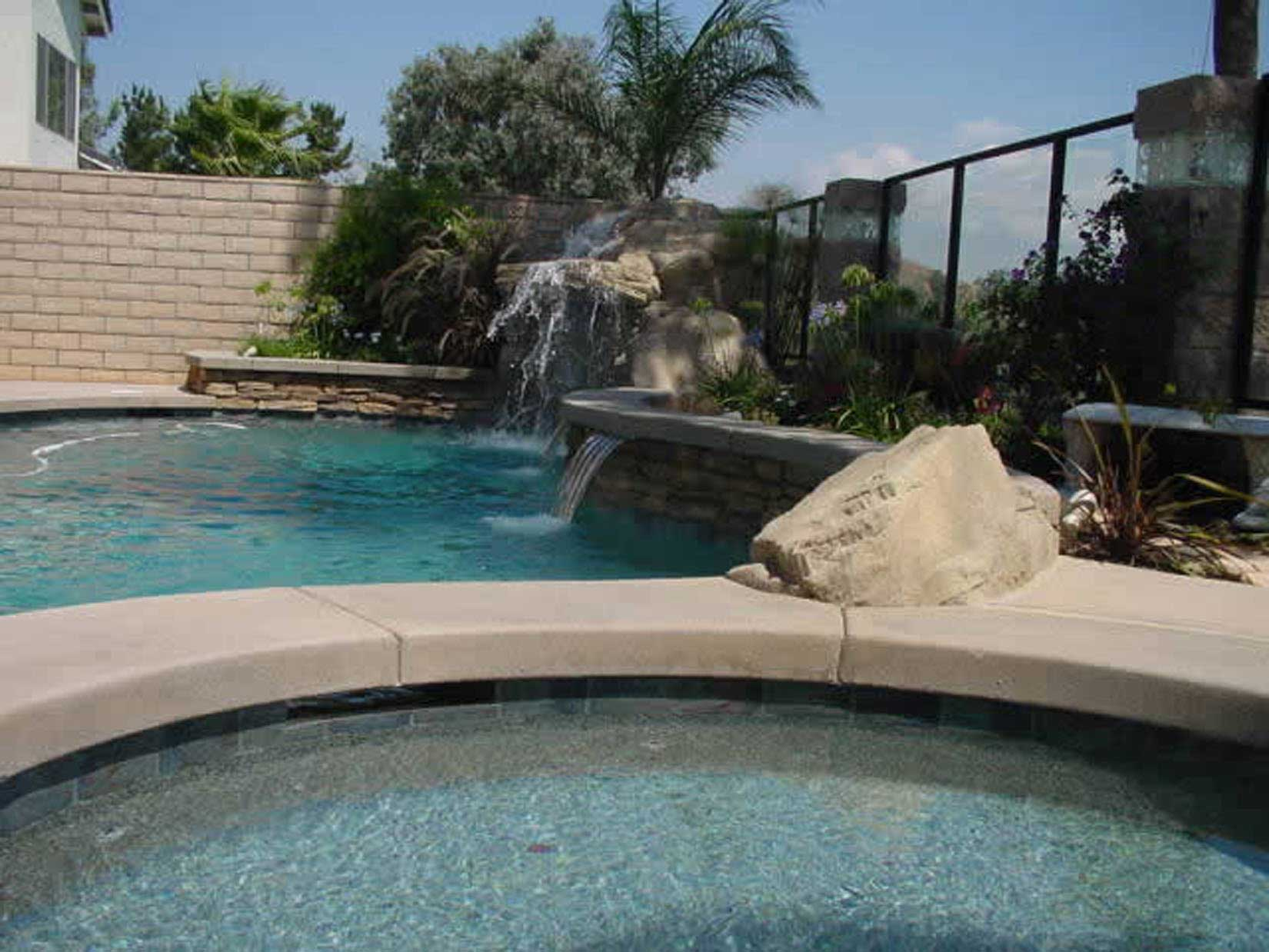 How to build your own pools spas hot tubs how to build for Build your own pool