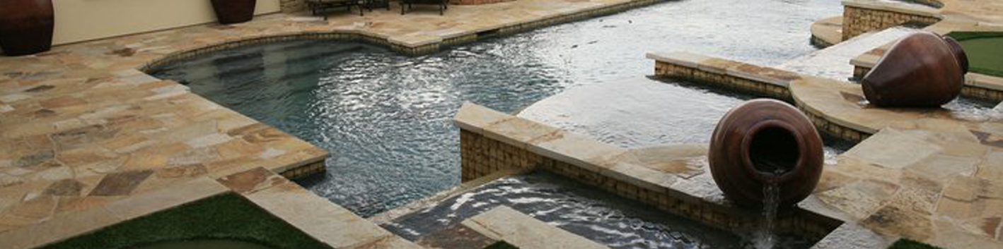 swimming pool designs & plans