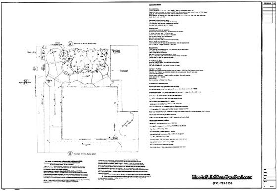 Build your own pool pool plans and designs step by for Swimming pool design xls