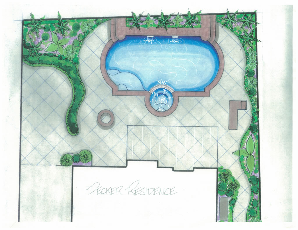 Pool Spa Shape 68 How To Build Your Own Pool How To